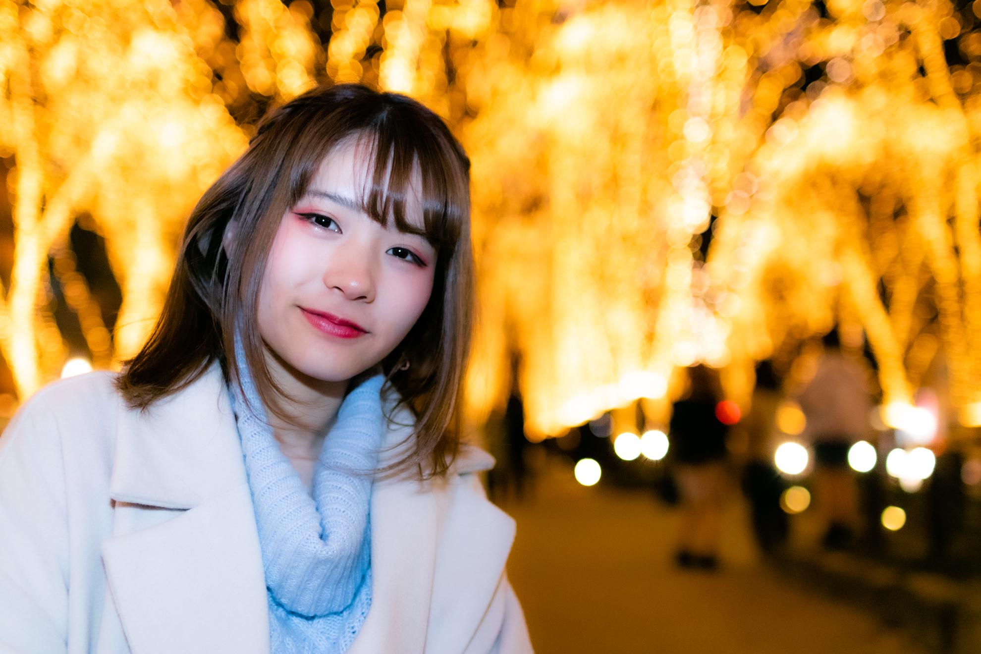 仙台光のペーシェントでの卯月紅葉さんの写真